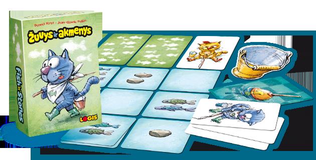 prekybos kortelių strateginis žaidimas