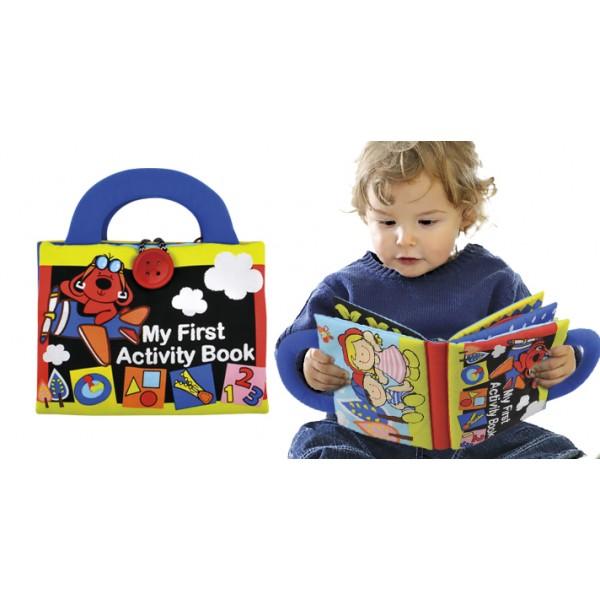 Knyga 0-1 m. vaikui